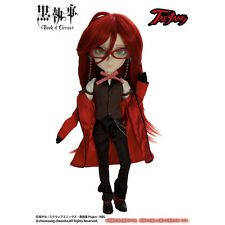 TAEYANG Groove Pullip Fashion Doll Black Butler Grell Sutcliff  GRO-T-255 Anime