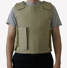 Concealed carry bullet proof VEST KEVLAR Body Armor