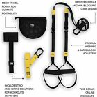 Best Trx Straps - Suspension Trainer Kit Bodyweight Fitness TRX Workout Training Review