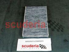 Maserati 670005021 Anti-Pollen Filter OEM Part Fits Ghibli Levante Quattroporte