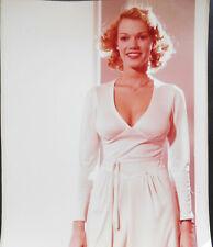 Brigitte LAHAIE photo 24x30 1978