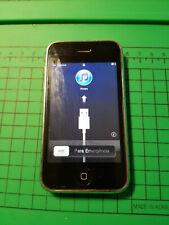Apple iPhone 3GS - 16GB - Black (Unlocked) A1303 (GSM) RARE