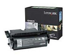 Original tóner Lexmark Optra t610 t612 t614 n/12a5845 Cartridge High Capacity