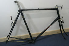 Extra large Vintage 80s 25in Takara Tribute Lugged steel road bike fixed touring