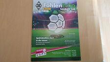 Fohlen Echo Telekom Cup 17/18 in Mönchengladbach mit Bayern.Bremen.Hoffenheim