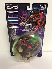 Killer Crab Alien 1992 Kenner ALIENS action figure with dual chest busters