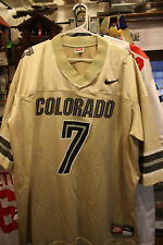 Colorado Buffalos NCAA Football XXL #7 Nike Jersey Used JSH