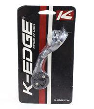 K-Edge Garmin Mount XL Gunmetal for All Edge Computers K Edge