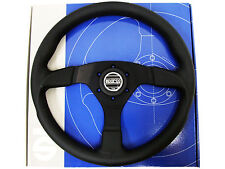 Sparco Steering Wheel - Strada (350mm/39mm Dish/Leather)