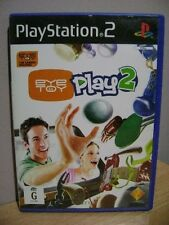 EyeToy Play 2....PS2 Game