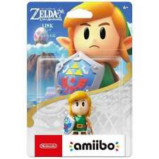 amiibo link [dream island] (Legend of Zelda series)