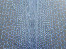 Designers Guild Fabric 'Pearls' 3.75 METRES Nuit 100% Cotton - Belles Rives