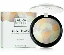 New Full Size Laura Geller Filter Finish Baked Radiant Setting Powder Universal