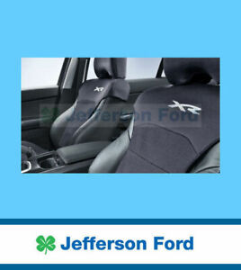 Genuine Ford Fg + Mk2 Falcon Xr6 Xr8 Waterproof Front Seat Cover