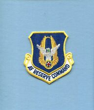 AIR FORCE RESERVE COMMAND USAF SQUADRON Hat Jacket PATCH