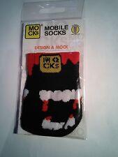 Mocks Calzino, cover per Cellulare, iPhone, fotocamera gnashers Vampiro Dracula