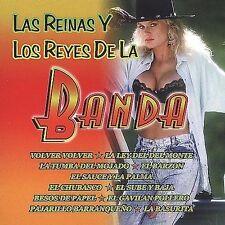 Las Reinas Y los Reyes de la Banda, Various Artists, New