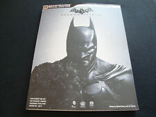 BATMAN ARKHAM ORIGINS STRATEGY GUIDE XBOX PLAYSTATION