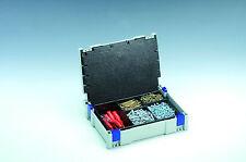 TANOS Systainer I Classic SYS 1 Einsatz für Kleinteile koppelbar > FESTOOL T Loc
