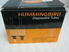 Hummingbird Tattoo tubes Disposable Tattoo Grip 18 Pcs. New