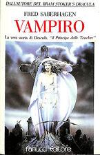 """[031] ECONOMICA TASCABILE ed. Fanucci 1992 n.  10 Saberhagen """"Vampiro"""""""