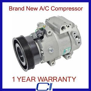 2010-2013 Kia Forte 2.0L/2.4L Brand New A/C Compressor