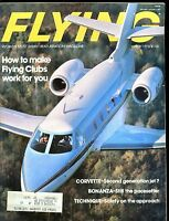Flying Magazine March 1976 Flying Clubs EX w/ML 120316jhe