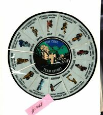 NICE WHEEL TCH COAL CO. COAL MINING STICKERS # 1022