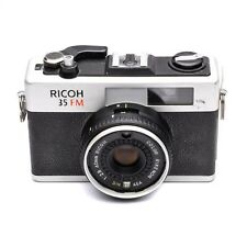 Ricoh 35 FM Camera with Rikoh 40mm f/2.8 Lens c.1982