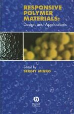 Responsive Polymer Materials: Design and Applications by Sergiy Minko: Used