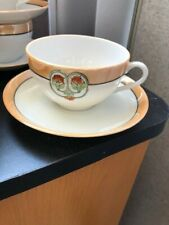 TA made in Japan Lusterware Tea Cups and Saucers