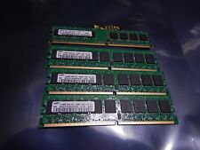 Samsung PC2-4200U 512 MB DIMM 533 MHz DDR2 Memory (M378T6553CZ3-CD5) 4x