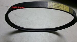 To fit New Holland 467 haybine mower conditioner double V drive belt OEM# 137203