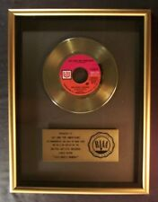 Jay And The Americans 45 Gold RIAA Record Award United Artists Records
