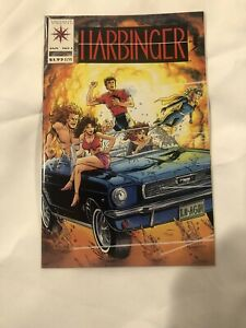 Harbinger #1 Key Issue Valiant Comic Book In Great Condition No Coupon