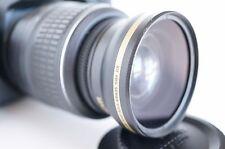 Wide Angle Macro Semi Fisheye Lens for Nikon Digital dslr D d5100 d3100 d50 52mm