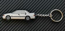 Ford Sierra Sapphire Cosworth Key Anello White