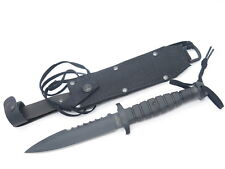 ONTARIO 8415 SPEC PLUS SP15 LSA SURVIVAL FIXED BLADE KNIFE SHEATH (FACTORY 2nd)