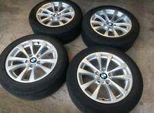 """Llantas Original BMW 17"""" Style 395 Alloy Wheels Genuine en Buen estado"""