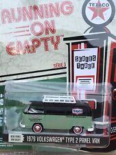 Greenlight Running On Empty Series 3  1979 Volkswagen Panel Van.  Texaco