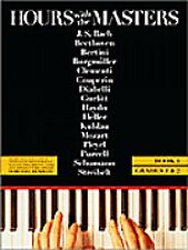 Hours with the Masters Book 1 Grades 1 & 2 Sheet Music New 014004979