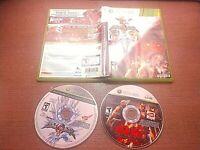 Microsoft Xbox 360 Disc Case No Manual Soul Calibur IV Tekken 6 Combo Ships Fast