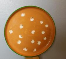 Vintage Hammet Originals Large Plate Platter Hand Made in Oklahoma USA