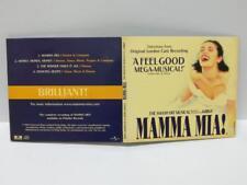LK888 Mamma Mia ABBA Musical 2004 Rare Hong Kong Promo CD (CD498)