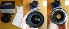 Obiettivo TOKINA 11-16 F/2.8 AT-X PRO DX + filtro UV PL attacco Canon  PERFETTO