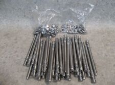 """NEW Hillman 3/8"""" x 5"""" Stainless Steel Power Stud #372321 50 pk  ~Free Shipping"""