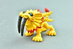 Digimon SaberLeomon Bandai Mini H-T Figure