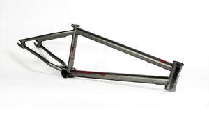 "Tempered Bikes BMX Rahmen ""Night Child"" Grey Matter"