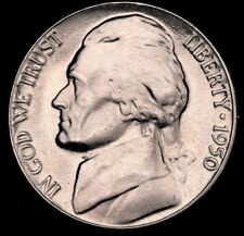 1950-D (KEY)JEFFERSON NICKEL GEM BRILLIANT UNCIRCULATED