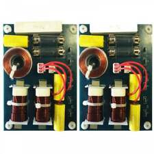 2 X Remplacement 2-Way ENCEINTE PASSIVE CROSSOVER/XOVER 12dB 4 & 8 ohm 200 W 3 kHz